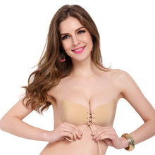The Perfect Sculpt Bra Strapless, backless, Self Adhesive, Sticky Push-up Invisible Bra