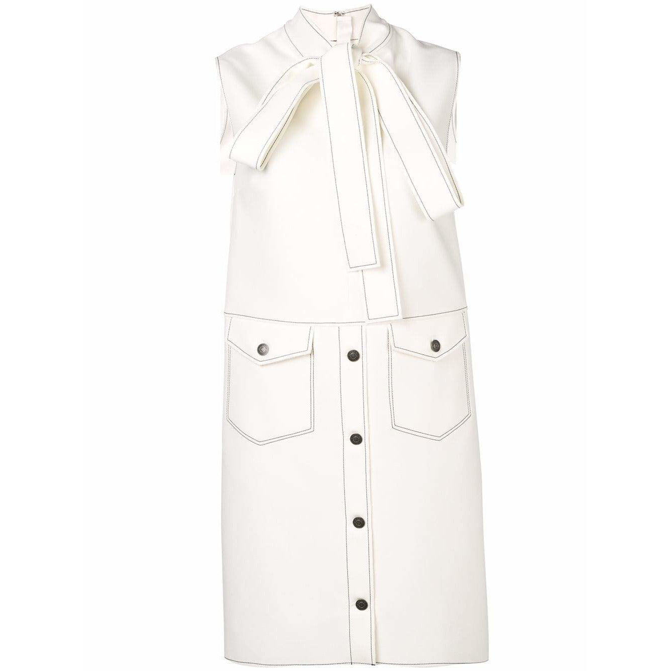 Tyler Dress White