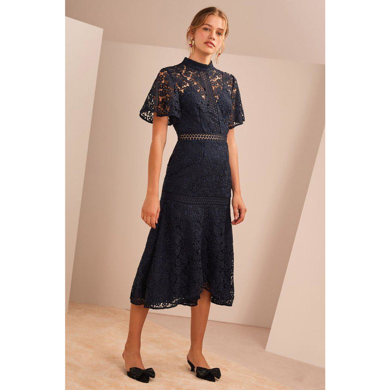 Utopia Lace Midi Dress-KEEPSAKE-shop-olivia.com