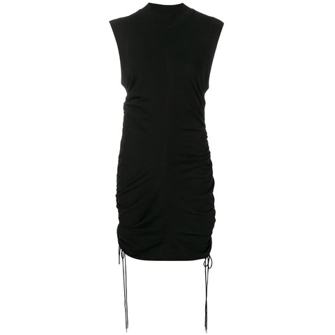 High Twist Jersey Ruched Dress