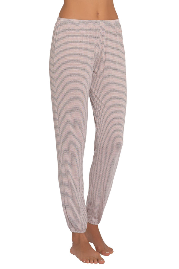 Lenny Slouchy Legging Blush Heather Grey