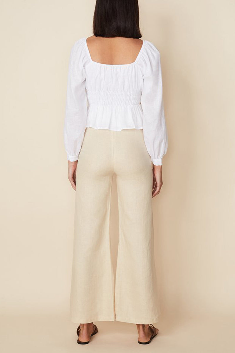 Sibyl Pants in Plain Sand
