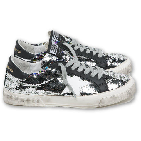 Superstar Paillettes Rainbow Sneakers