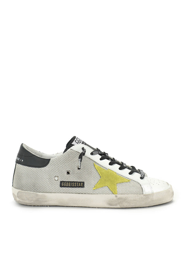 Superstar Net Star Leather Heel Men Sneakers