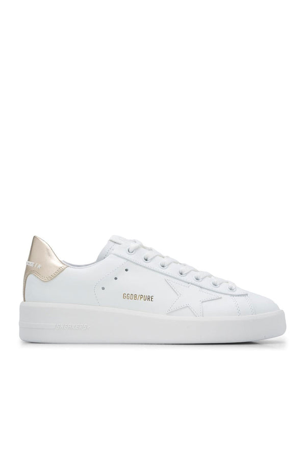 Pure Star Gold Mirror Sneaker