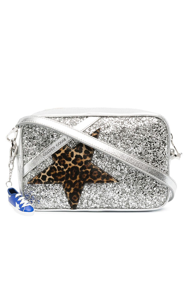 Star Bag Glitter Front Panel Leo Pony Star