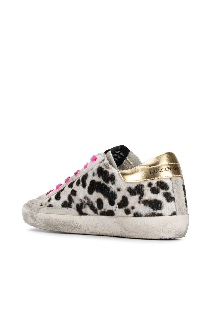 Superstar Horsy Glitter Star Sneakers