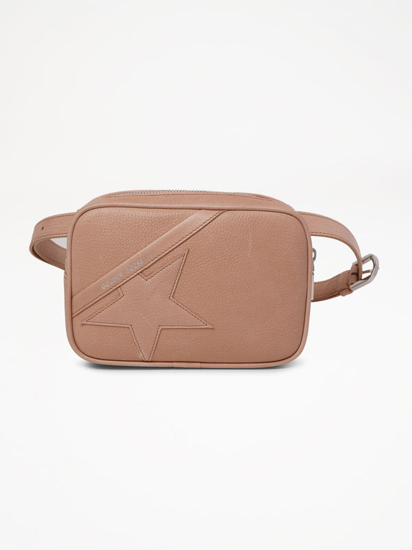 Star Belt Bag Nude