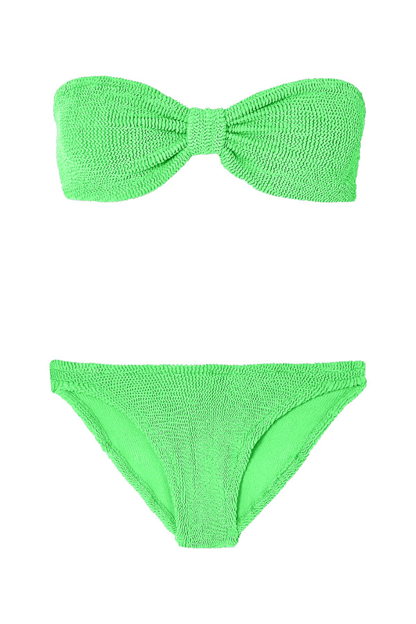 Jean Bikini in New Lime
