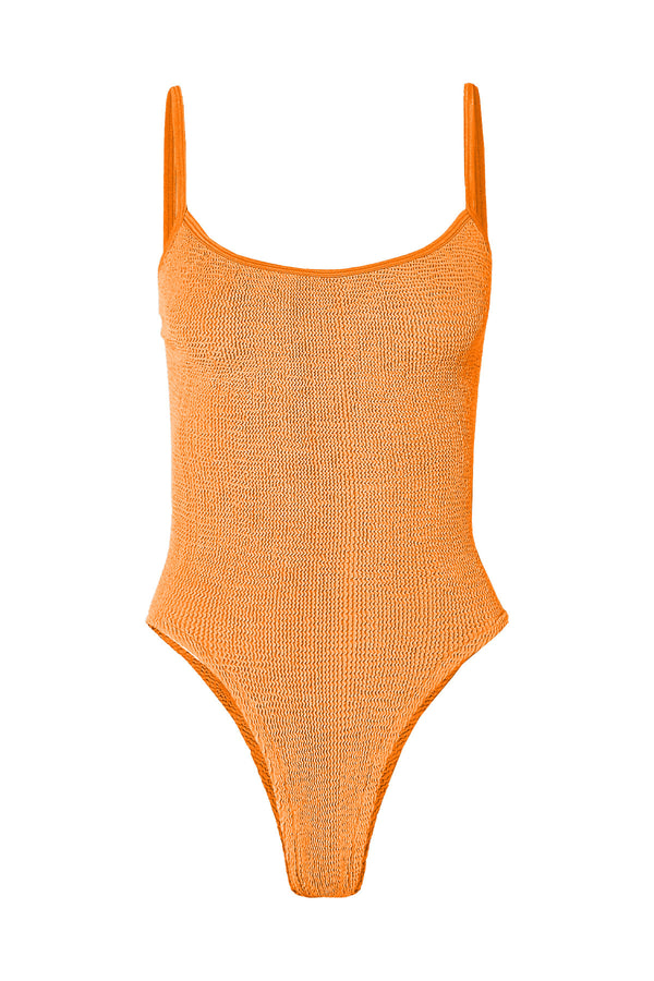 Pamela Swim One Piece in Orange