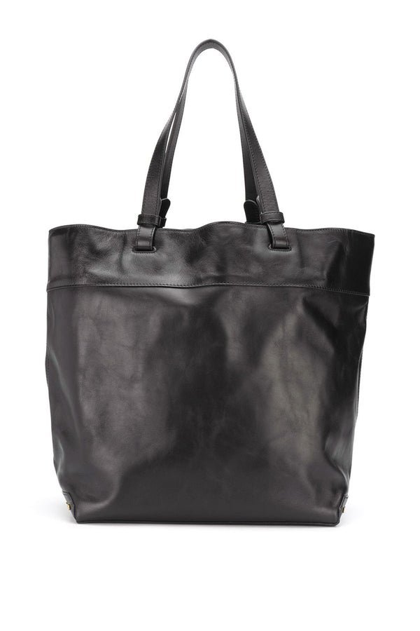 Seyroh Leather Tote Bag