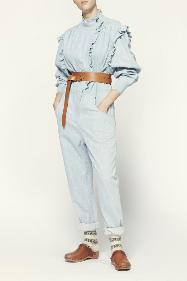 Gayle Overall Jumpsuit