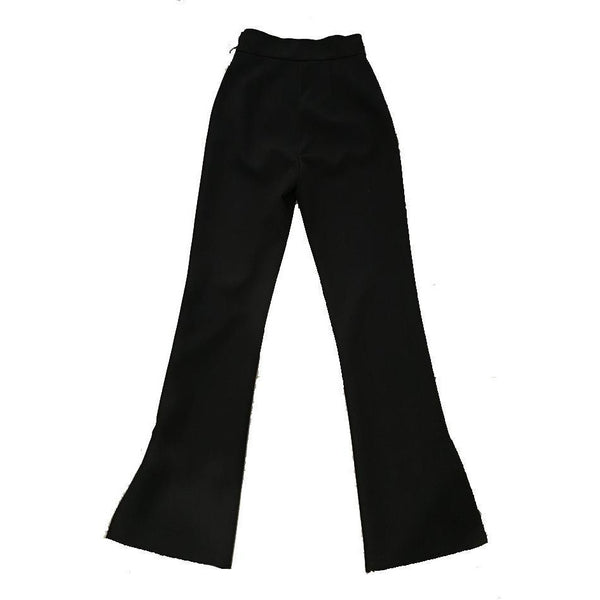 Pant Embellished Black