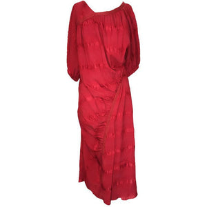 Delirium Dress Red