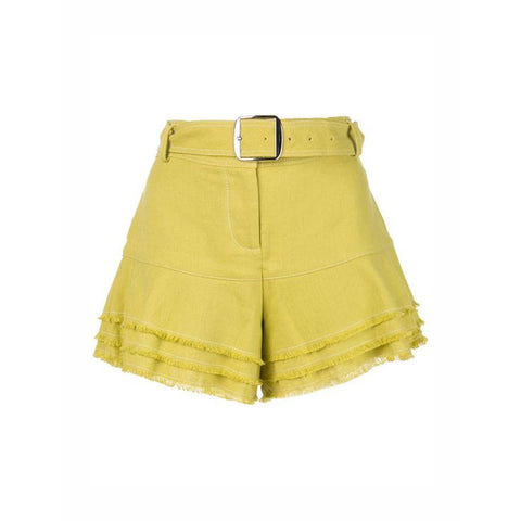 Jayme Shorts Lemongrass