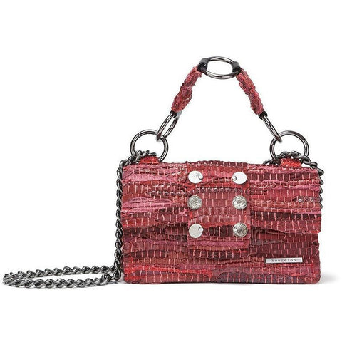 NYSOAL Handbag Red