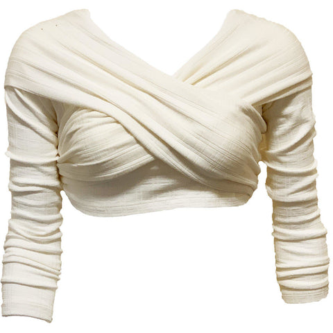 Noemi Top White