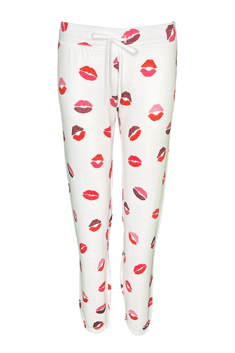 With A Kiss Pant in Ivory