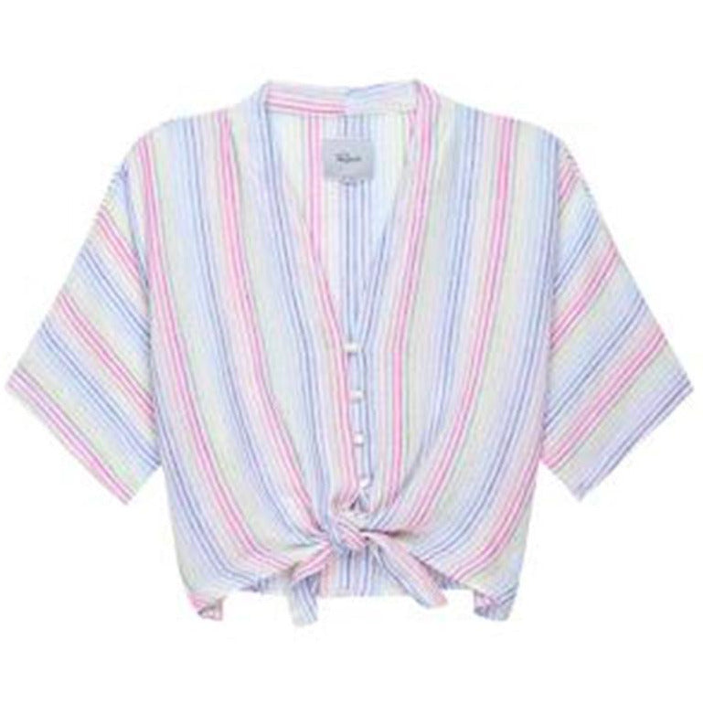 Thea Top Isla Stripe