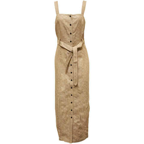 Serena Dress Khaki