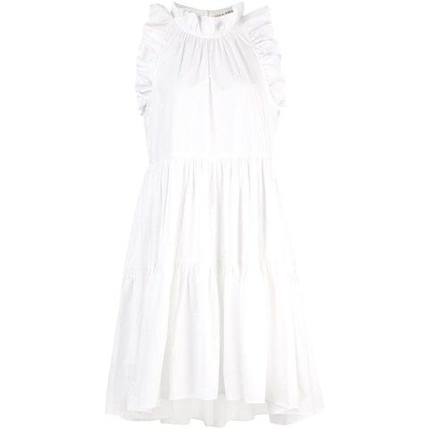 Tamsin Dress Blanc