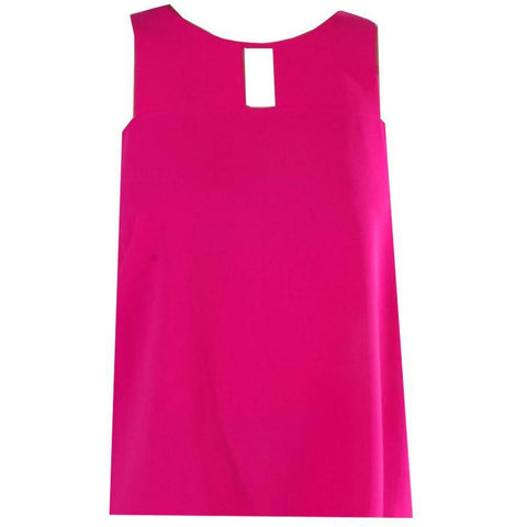 Bayside Top Hot Pink