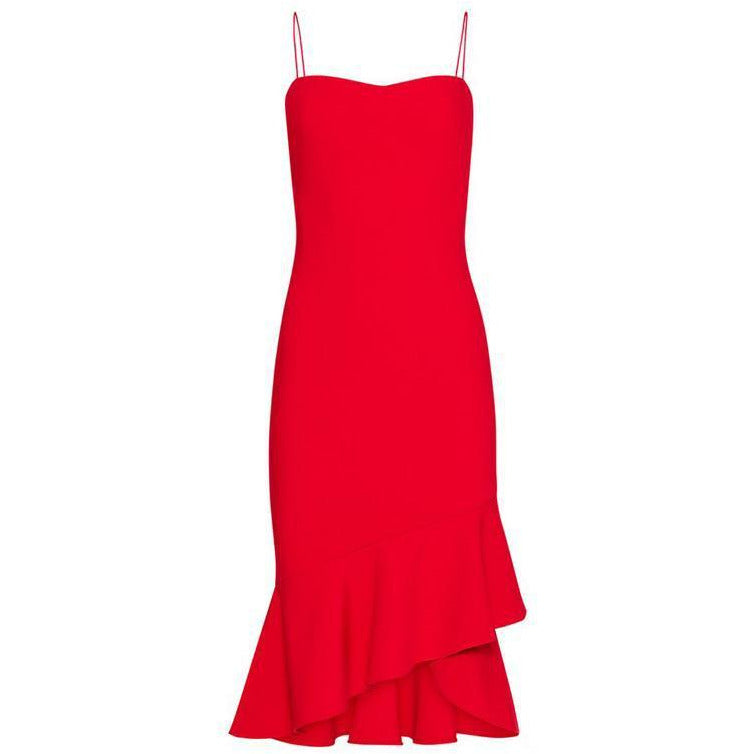 Vallina Dress Scarlett