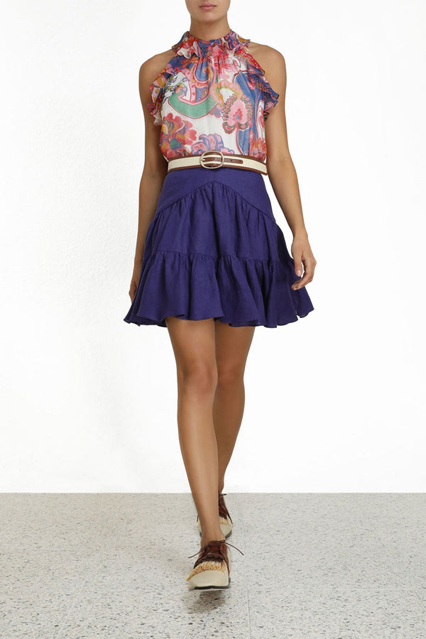 The Lovestruck Chiffon Tank