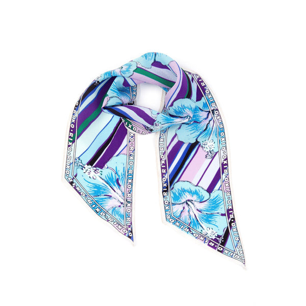 ACCESSORIES - Alexa Hawaii Stripe Scarf