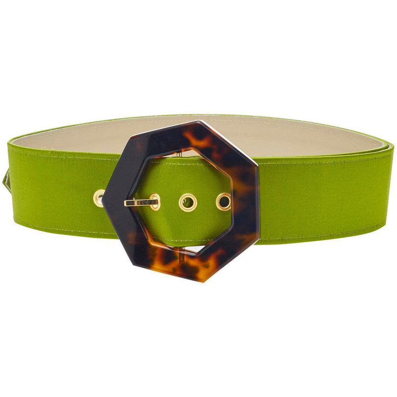ACCESSORIES - Dani Belt Lime