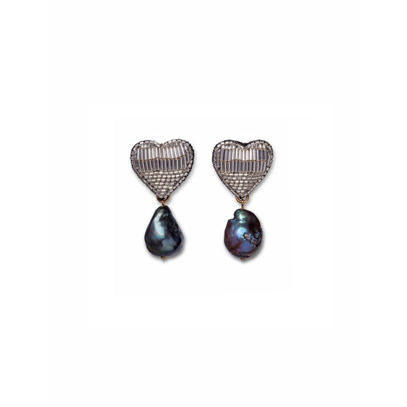 ACCESSORIES - French Heart Earrings