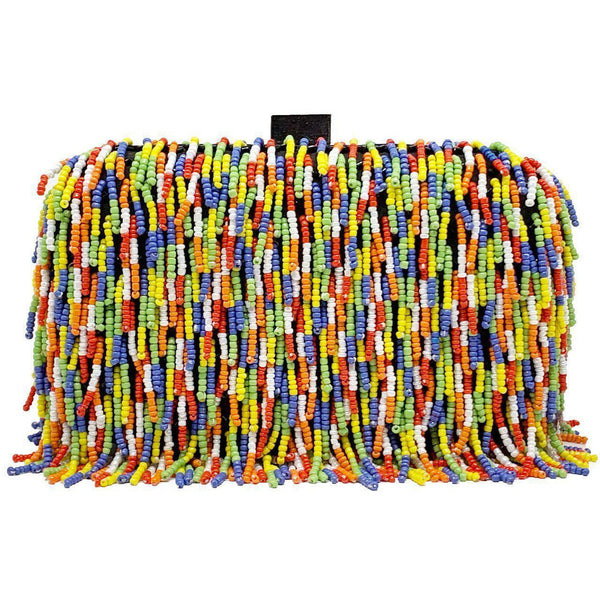 ACCESSORIES - Fringe Clutch Multi