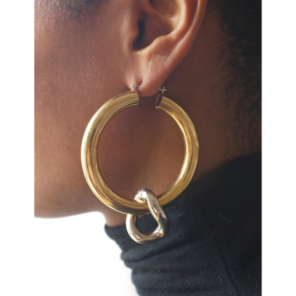 ACCESSORIES - Onda Earrings