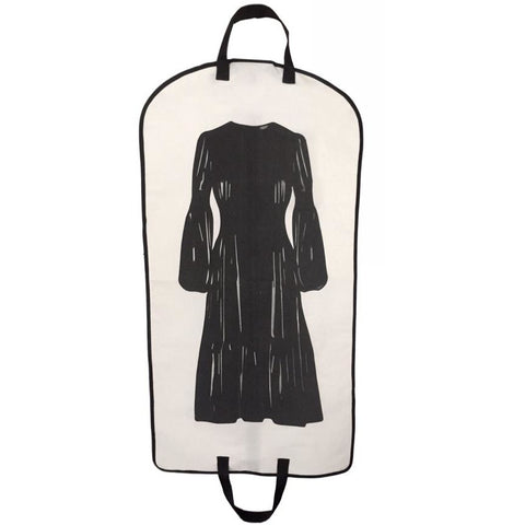 ACCESSORIES - Puffy Sleeve Dress Garment Bag