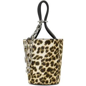 ACCESSORIES - Roxy Mini Bucket Leopard
