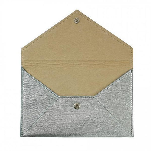 ACCESSORIES - Silver Morocco Envelope