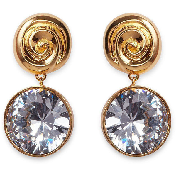 ACCESSORIES - The Crown Earrings