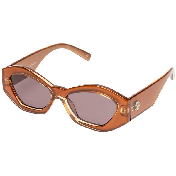 ACCESSORIES - The Ginchiest Caramel Sunglasses