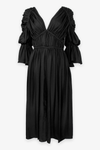 Anysia Dress in Black