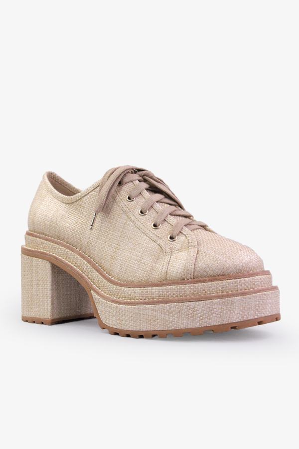 Dahlia Sneaker in Natural