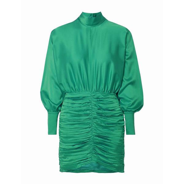 CLOTHING - Barbara Dress Emerald