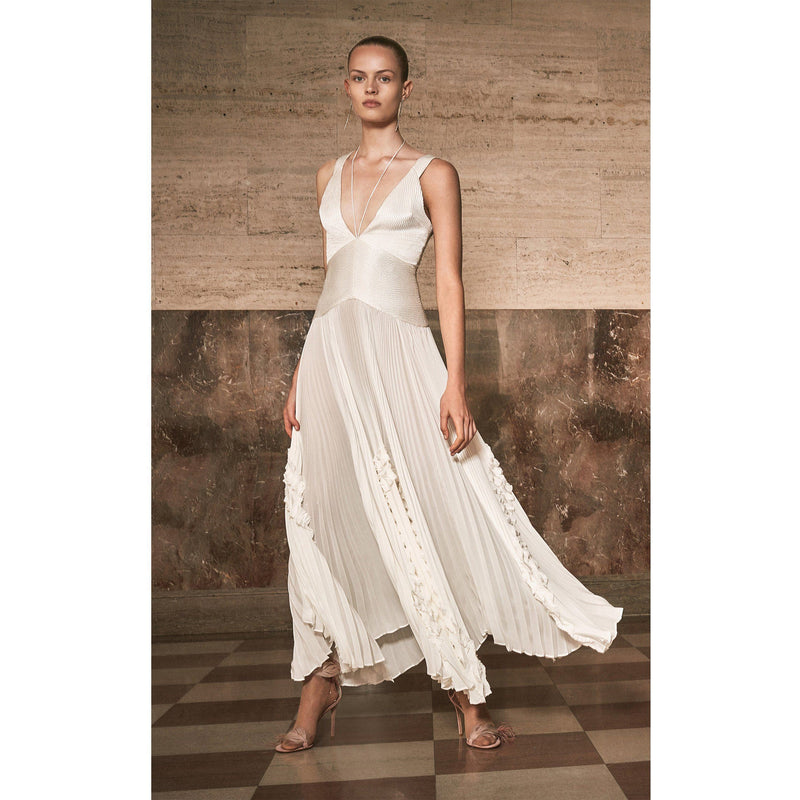 CLOTHING - Bellona Dress Ivory