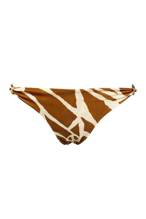 CLOTHING - Bikini Bottom Adjustable Giraffe
