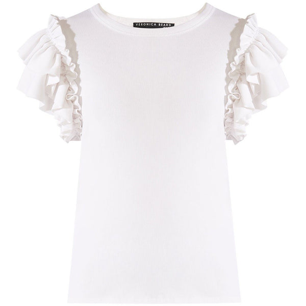 CLOTHING - Biscay Tee White