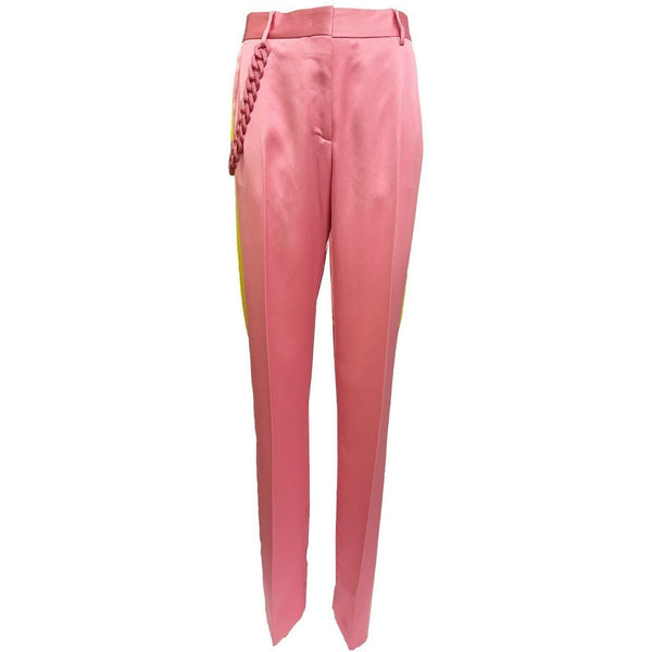 CLOTHING - Chain Tuxedo Pant Pink