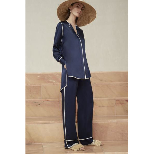 CLOTHING - Coleen Track Pant Navy