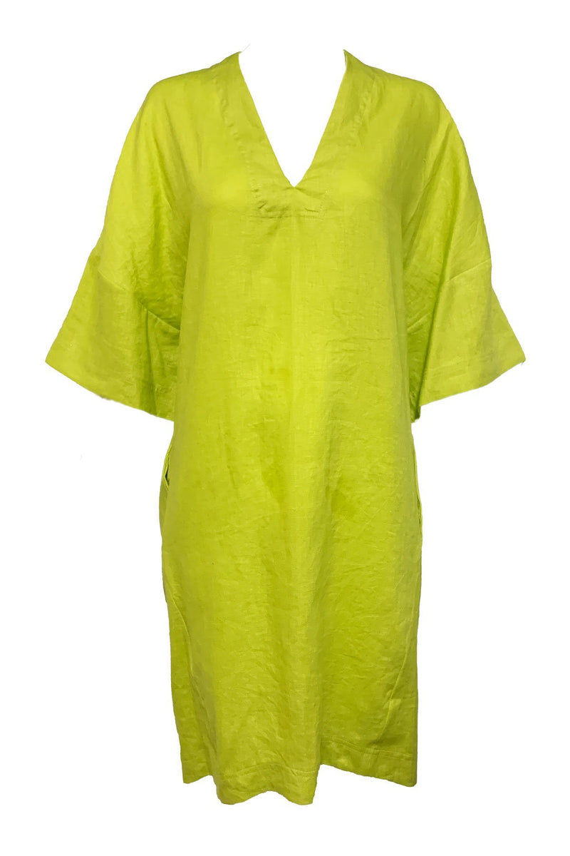 CLOTHING - Consuelo Dress Green