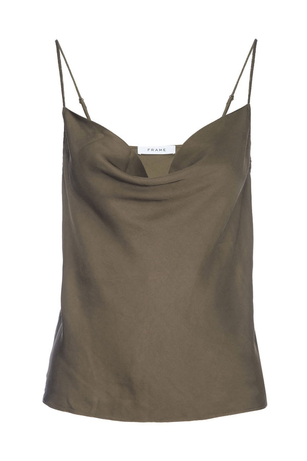 CLOTHING - Cowl Cami O/D