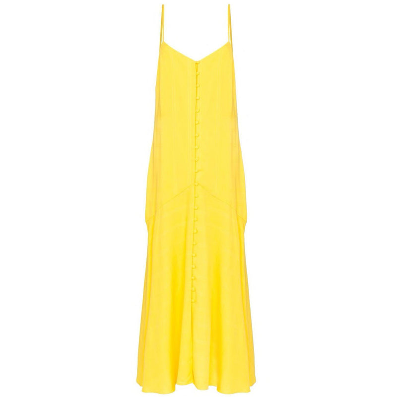 CLOTHING - Diana Dress Yellow