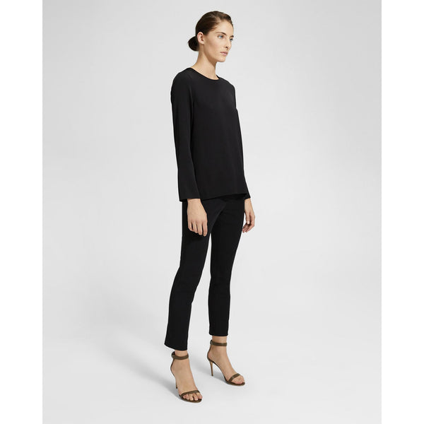 CLOTHING - Double Stretch Classic Skinny Pant Black